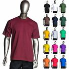 Pro Club - Heavyweight Short-Sleeve Tee Crew Neck Plain T-Shirts - Per Dozen(12)