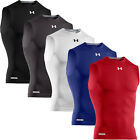Under Armour 2014 Mens HeatGear Sonic Compression Sleeveless Base Layer Vest Top