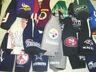 NEW PICK 1 OR save on 2 Beer TAILGATE PARTY Bottle Zip Koozie Kolder NFL MLB SU