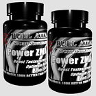 180 Tabletten vegan  -  Power ZMA Zink Magnesium Vitamin B6 Testosteron IGF-1