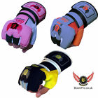 BooM Pro Boxing Neoprene GEL Gloves Wrist Support Wraps MMA Punch Bag Inner UFC