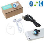 Wireless Stereo Bluetooth 4.0 Headphone Earphone for Cell Smart Phone Tablet