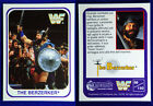 1991 Merlin WWF SINGLES #70 - #135 PICK YOUR CARD