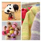 Fashion Baby's Soft Chenille Knitting Wool Craft Kid's Coat Towel Warm Scarves Z