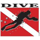 SCUBA DIVE T-SHIRT (UNISEX FIT) DIVING SPORT