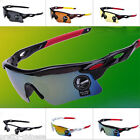 Mens Sunglasses Cycling Driving Glasses Outdoor Sport Goggle UV400 Unisex Retro
