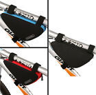 NEW Cycling Bicycle Bike Saddle Outdoor Pouch Seat Waterproof Bag Black Pannier