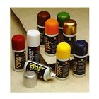ACRYLIC ART CRAFT SPRAY PAINT SATIN MATT & GLOSS LACQUER VARNISH 150ml CFC FREE