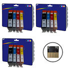 3 Sets of Chipped Compatible Printer Ink Cartridges for HP 364 Range [364 x4]