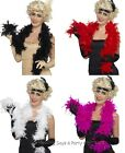 5ft 150cm High Quality 50gm Feather Boa 20s Flapper Hen Night Ladies Fancy Dress