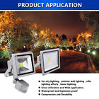 10w/20w/30w/50w/80W/100W/150W LED Floodlight Security Light Outdoor Lamp