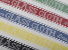 """Pack of 12 Manita Linen & Cotton Union Glass Cloth 30"""" x 20"""" Catering Tea Towels"""