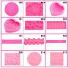 Silicone Mould Mold Ice Cube Chocolate Cake Cupcake Muffin Soap Candy Mold DIY D