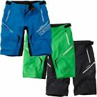 2014 Madison Mens Zenith Baggy Lightweight Mountain Bike Cycling Vented Shorts