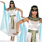 Ladies Egyptian Queen Cleopatra Hen Night Fancy Dress Party Costume