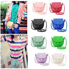 New Women Lady Handbag Leather Shoulder Tote Satchel Messenger Cross Body Bags