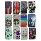 deluxe wallet cartoon cute Cover For SAMSUNG leather case