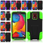 WHOLESALE LOT For Samsung Galaxy S5 Sport Unique Hybrid T-STAND Cover Case