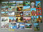 Bulk Mixed Postcards Choice of Countries E to M Idea for reselling car boots