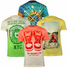 Mens Unsung Hero Graphic T Shirt Designer Streetwear Tee Top Cartoon T-Shirts