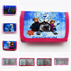 2014  Hot sell Cartoon Fantasy frozen Purses Wallets Children Gifts 4 Color