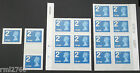 M14L 2nd LARGE Single Stamp or Cylinder/Date Blocks from Counter Sheet Mint