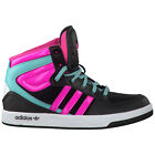 Adidas Court Attitude K Black Multi Youths Trainers