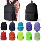 New Mens Girls Boys Ladies Retro Designer Backpack School Bag Travel Rucksack