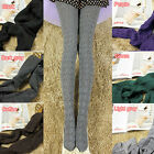 WOMEN LADY COTTON KNIT STIRRUP STRETCH COMFORTABLE THERMAL LEGGINGS TIGHTS PANTS