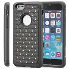 Luxury Diamond Bling Protective Light Dual Layer Case Cover Apple iPhone 6 6s