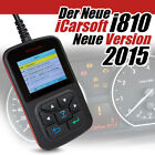 iCarsoft i810 OBD2 Diagnoseger�t Mercedes BMW VW Opel Ford Peugeot Chevrolet uvm