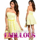 NEW SEXY FORMAL PARTY EVENING SUMMER DRESS Size 6 8 10 HOT OCCASION ATTIRE WEAR
