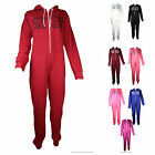 F55 LADIES RETRO BOHO GEEK PRINT ZIP ONSIE WOMENS PLAYSUIT JUMPSUIT ONSIE 8-14