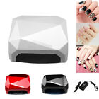 18W LED UV Nail Art Gel Curing Cure Lamp Dryer Timer Polish Tools 100-240V 110V