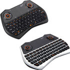 HOT! Rii i28 2.4G Wireless Voice Touchpad Air Mouse Keyboard for PC/Notebook