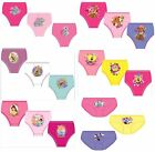 CHARACTER/DISNEY - GIRLS BRIEFS (Pants/Underwear){Sizes from 18 months-10 years}