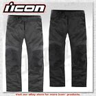 Icon Anthem Mesh Field Armor CE Motorcycle Sport Riding Over Pant