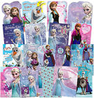 Disney Frozen Birthday Card or Wrapping Paper Sister 4th 5th 6th 7th General