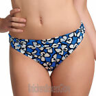 Freya Madame Butterfly Fold Bikini Brief/Bottoms Cobalt 3495 NEW Select Size