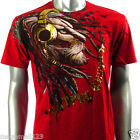 Artful Couture T-Shirt Tattoo Indie Rock AD46 Sz M L XL XXL Surf Skate Board D1