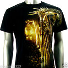 RC Survivor T-Shirt Sz M L XL XXL 3XL Grim Reaper Dead Ghost Biker Tattoo WB6 D2