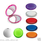 10 x Ladies Handbag Cosmetic Mirror - Double Sided Magnifying COMPACT VANITY
