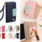 New Wallet Card Holder PU Leather Flip Case Cover For iPhone 6 s  6s plus