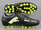Puma Powercat 3.12 R MG adults football boots - Blk/Grey/Green