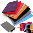 """Soft Colorful Carry Case Cover Pouch for 2.5"""" USB Hard Disk Drive Protect Bag"""