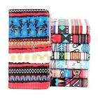 Multi Patterns Folio Wallet Flip Stand Case Cover For Sony Xperia M2 D2303 A75