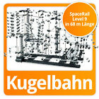 SpaceRail Kugelbahn Space Rail Murmelbahn Spacewarp Level 1 2 3 4 5 6 7 8 9