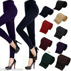 Lady Girls Sexy Warm Winter Skinny Slim Leggings Stretch Pants Thick Footless