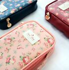 New Pour Vous Blooming Make Up Pouch_Synthetic leather_Flower Pattern