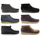 Clarks Padmore II Leather or Suede Mens Upscale Casual Shoes